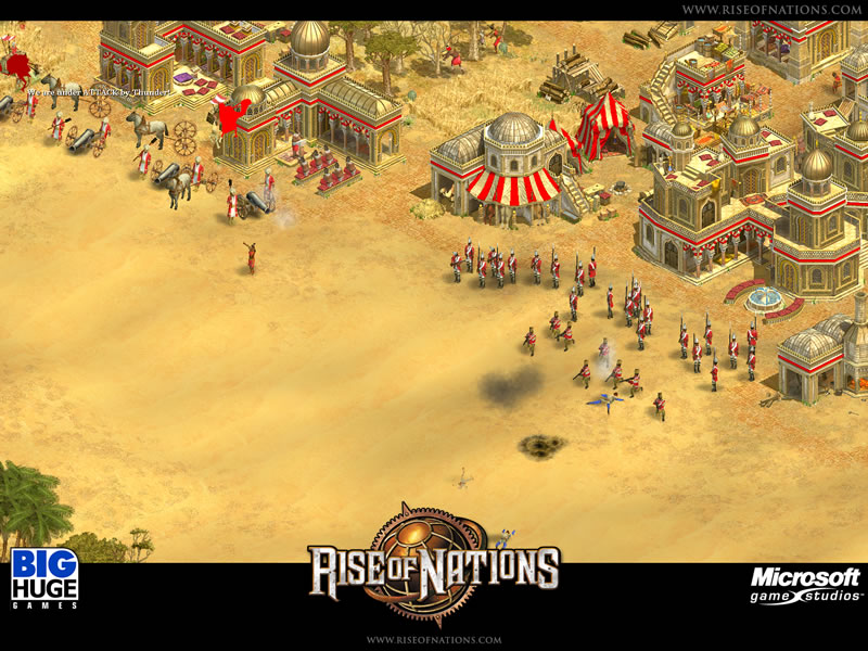 rise of nations thrones and patriots no cd crack