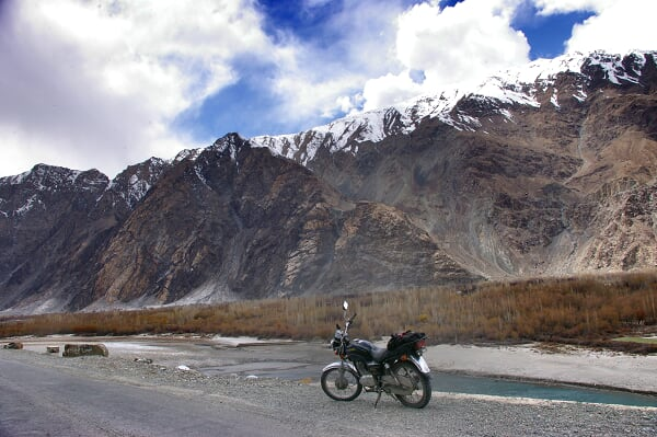 Motorcycle Diaries, A doc's adventures. - Krtr?psid1