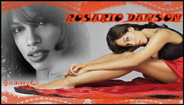 rosariodawson