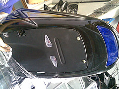 GP MODEL SINGLE SEAT RM450 11