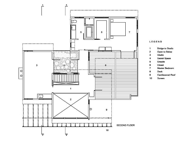 Screen House - Randy Bens