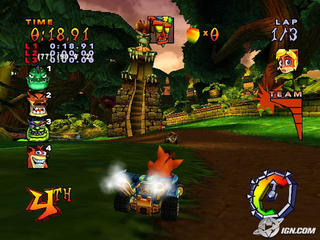 descargar crash team racing pc