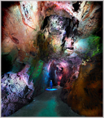 Masson Cavern - Heights of Abraham, Derbyshire
