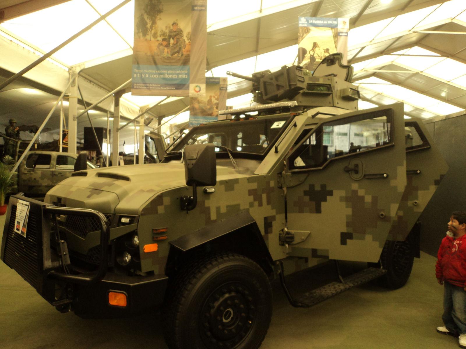 Exhibicion itinerante del Ejercito y Fuerza Aerea; La Gran Fuerza de México PROXIMA SEDE: JALISCO - Página 2 DSC01306
