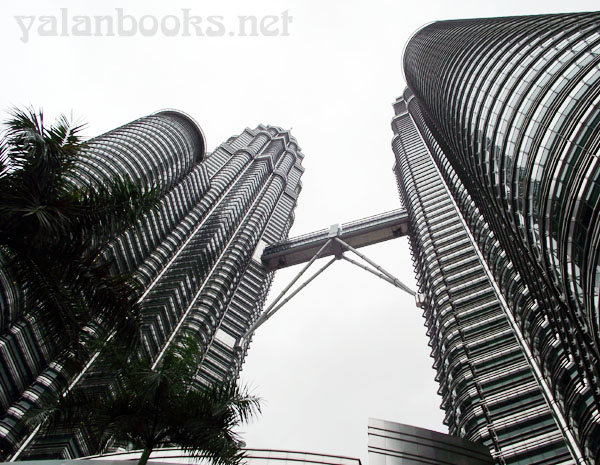 KLCC Twin Towers Photography 吉隆坡双子塔 风光摄影 雅岚 黑摄会