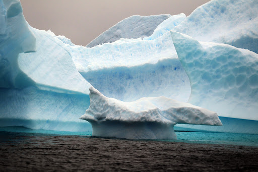 南極 氷山