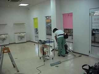 店舗内装・商業施設・アールエス 美容室 美容院 内装工事
