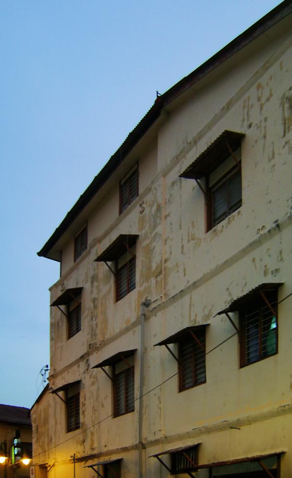 高楼仔, Acehnese Godown, spice godown Acheen Street