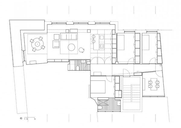 Reforma de un piso en Pamplona, Iñigo Beguiristáin, decoracion, diseño, interiores, muebles