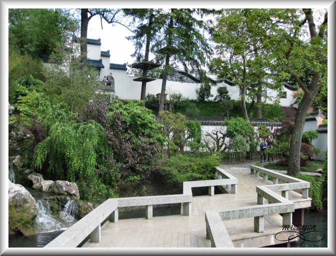 Paradisio (2009) : Le jardin Chinois -chine05
