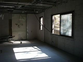 室内解体 伊豆長岡 内装工事