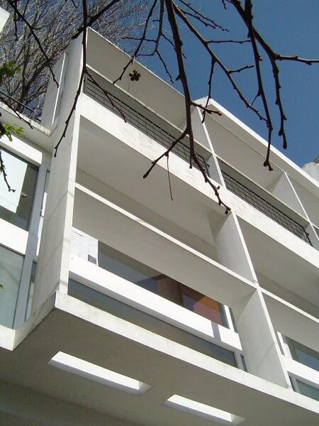 Casa Curutchet - Le Corbusier