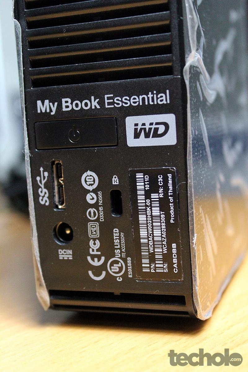 western digital my book essential 2tb review