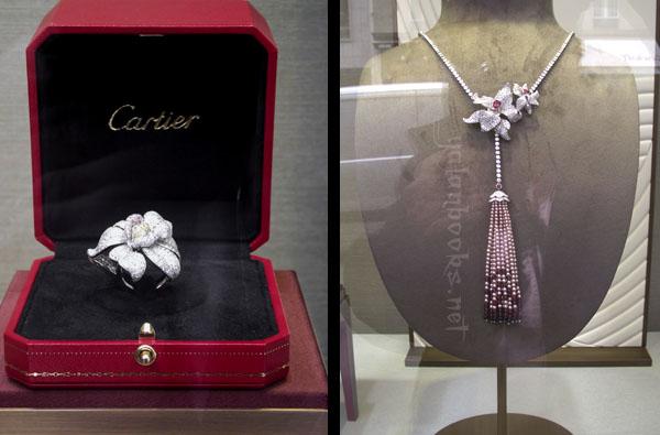 Paris Avenue Montaigne famous jewelry Views Romanticism 巴黎 蒙田大道 名牌珠宝 浪漫主义 Yalan雅岚 黑摄会