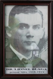 dr. Lionel Blaga - 1918-1919