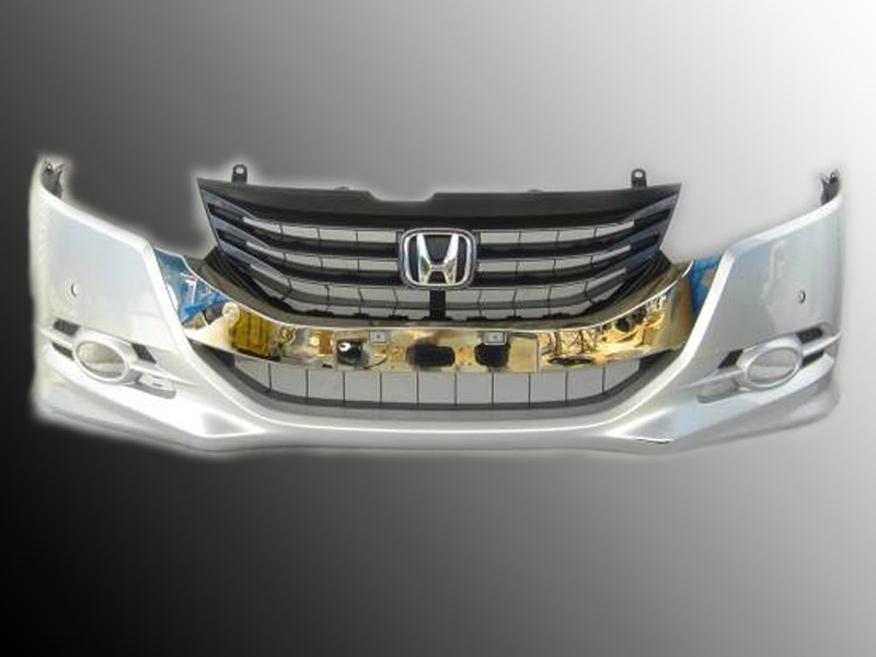 Honda Odyssey RB3/4 2008 Front Bumper with Grille