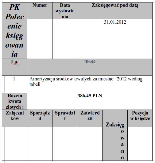 Tabela w DOCX / Apache OpenOffice 3.4.1