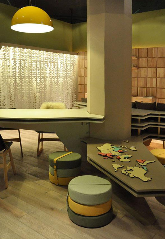 Casa FOA 2012: Playroom - Estudio Yes, Oui Si