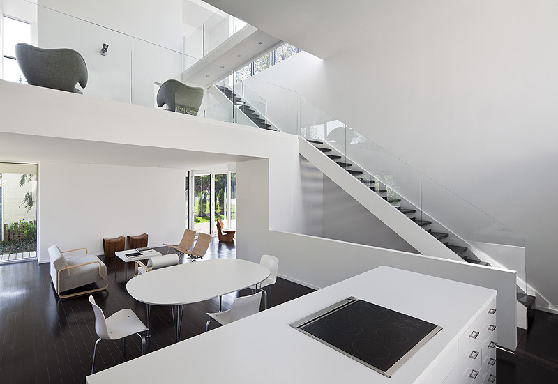 Kensington Residence - David Jameson Architects, decoracion, diseño, interiores, muebles