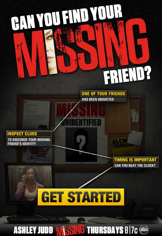 [影集] Missing (2012) Missing-tv-show-