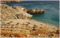 Pristine beaches of East Crete