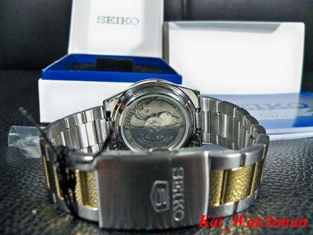 มฬิกาข้อมือ ไซโก้ Seiko5  Automatic SNKE04K1