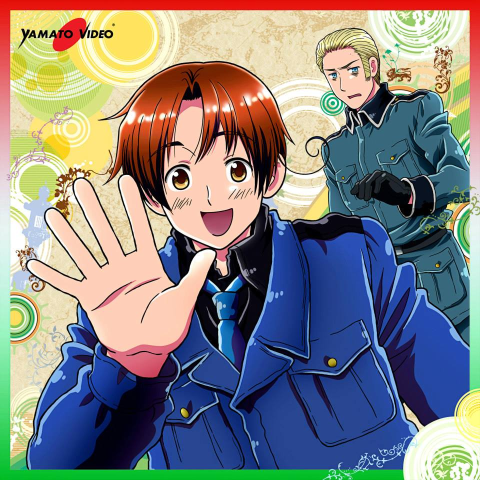 hetalia axis power yamato anime