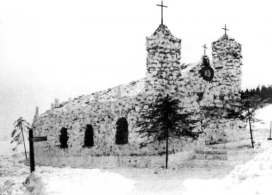 Igreja construída em 1011