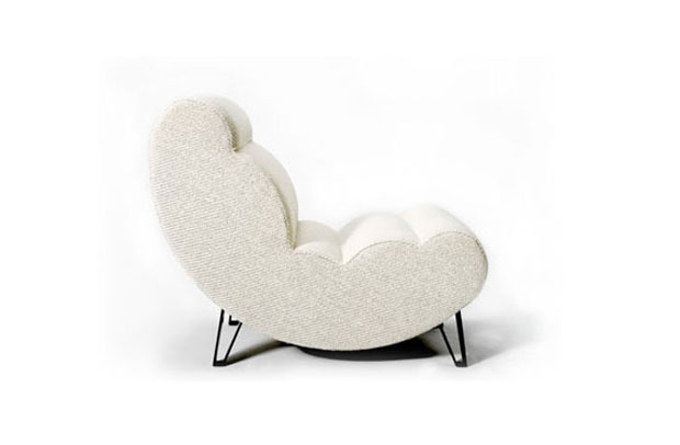 Sillón Cloud, Lisa Widén, decoracion, muebles