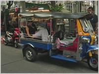 Travelling Tuk Tuk style