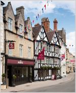 The Fleece Hotel, Cirencester
