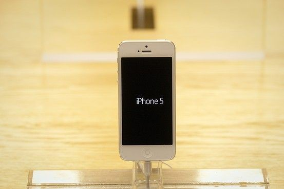 拆解发现iPhone 5内置支持中移动TD-SCDMA芯片