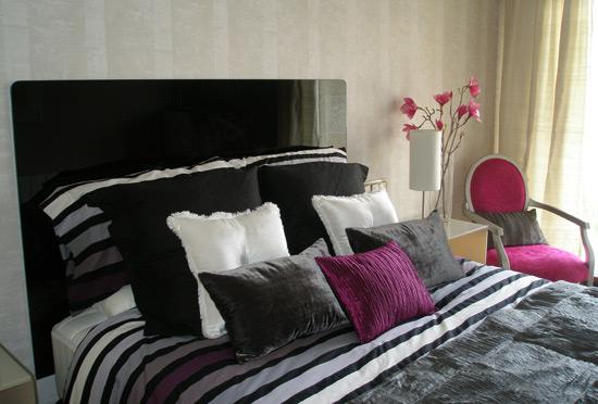 Cabeceros-cama, vidrio-laminado, muebles, decoracion, diseño