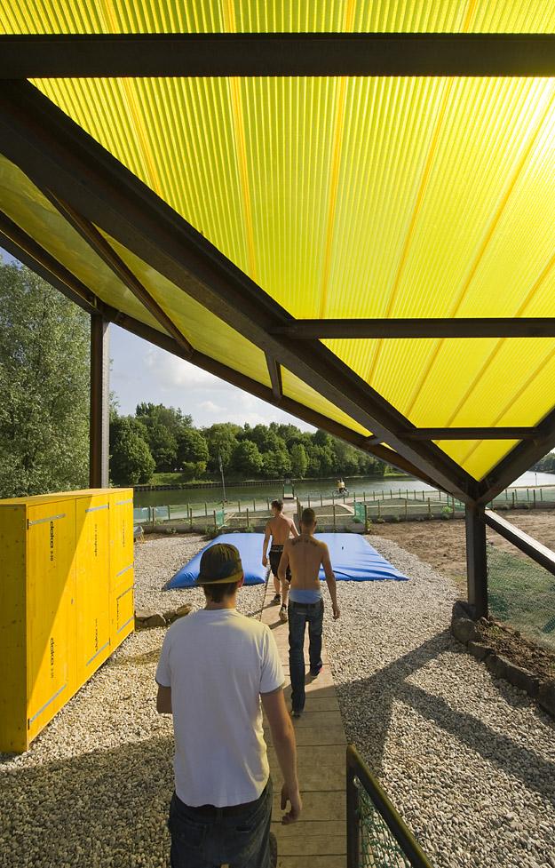 Arquitectura Paisajista: Jardín Comunitario Emscher - Marjetica Potrc and Ooze