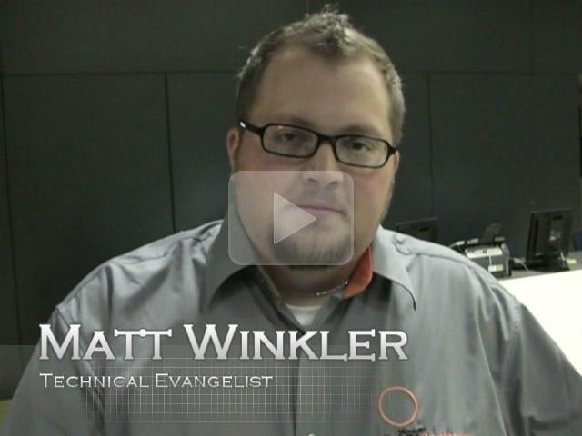 Matt Winkler interjú
