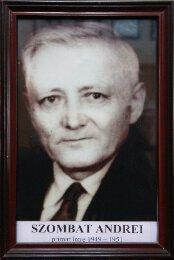 Andrei Szombat - 1949-1951
