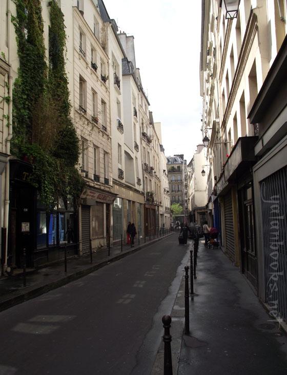 Paris Noble house Romanticism Yalan雅岚 黑摄会
