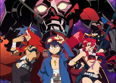 Tengen Toppa Gurren Lagan [27/27] Anime2007-01ttgl
