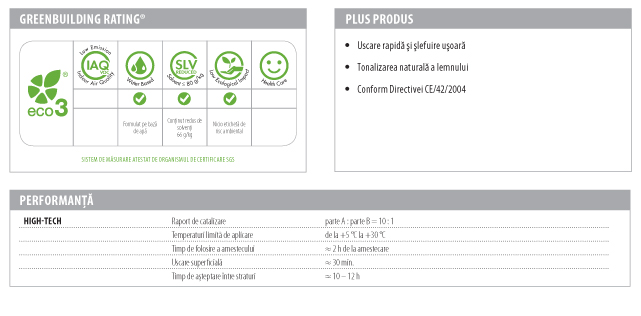 PRIMER PENTRU PARCHET Slc Eco Aqua-Pur Basic