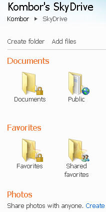 SkyDrive Menawarkan Online Storage Berkapasitas 25GB