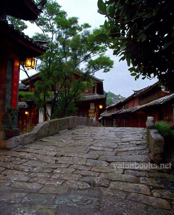 Lijiang old city Photography Romanticism 丽江古城 浪漫主义 风光摄影 Yalan雅岚 黑摄会
