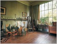 Cezanne's Studio, Aix-en-Provence, France