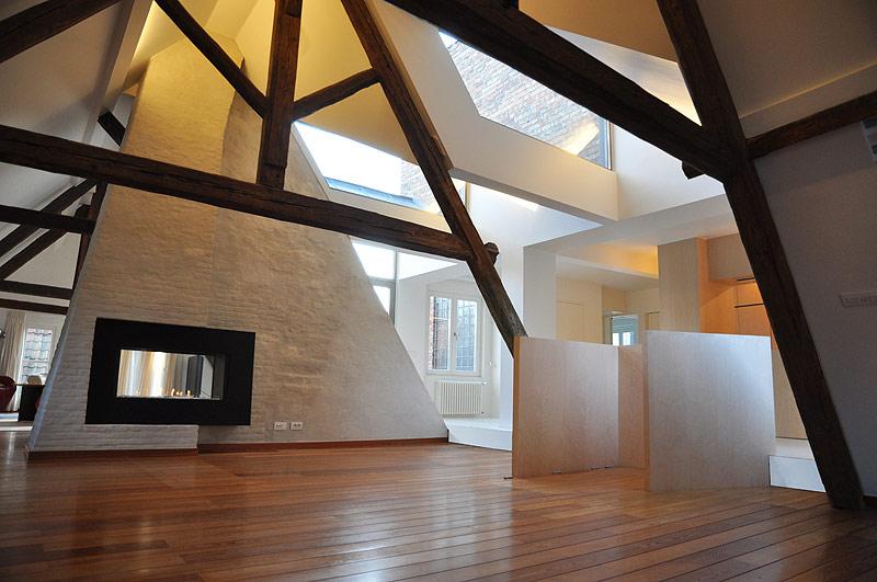 Renovacion de una casa en Brugge - Room & Room, decoracion, diseño, interiores, muebles