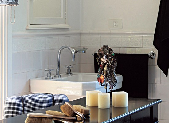 Bachas Blancas Para Baño:Grifos y bachas: 10 propuestas para tu baño – BLOGYDECO