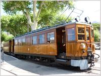 The Soller Train, Mallorca