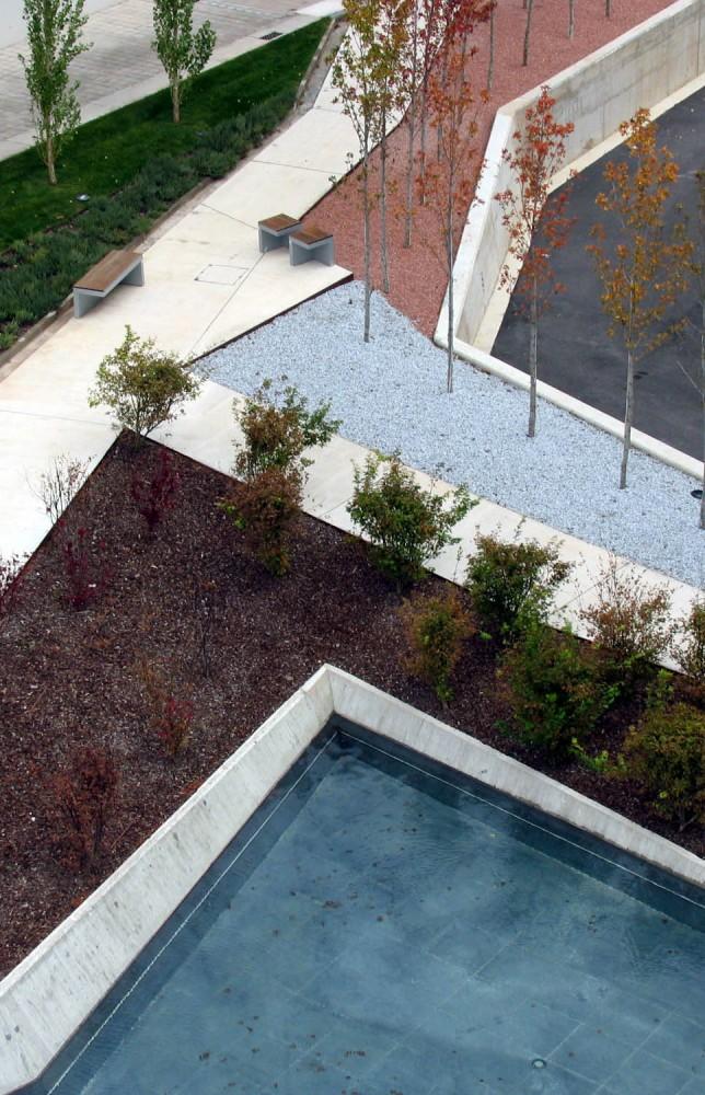 Arquitectura Paisajista, Jardines del Museo Würth La Rioja - dom-arquitectura, diseño, arquitectura, paisajismo