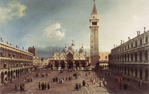 Venice Piazza San Marco View Photography Romanticism Yalan雅岚 黑摄会