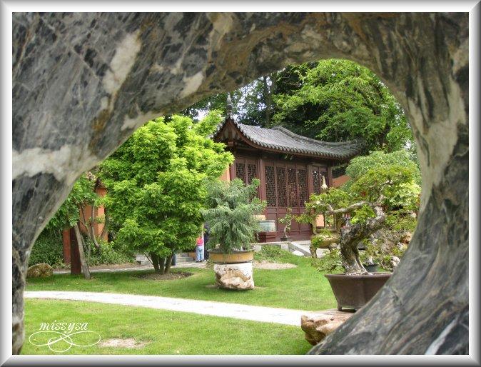 Paradisio (2009) : Le jardin Chinois -chine16