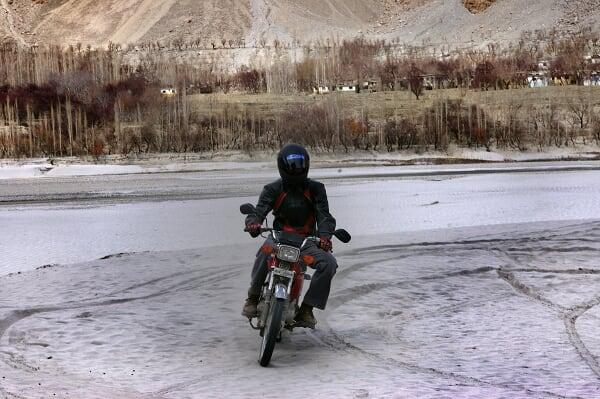Motorcycle Diaries, A doc's adventures. - sandfn1?psid1