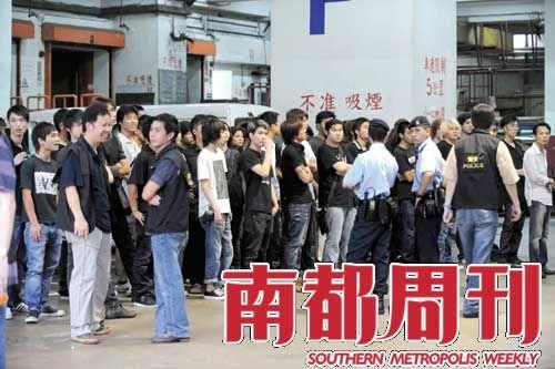 大佬被杀:香港黑社会暗战再起 www.yuelongr.com